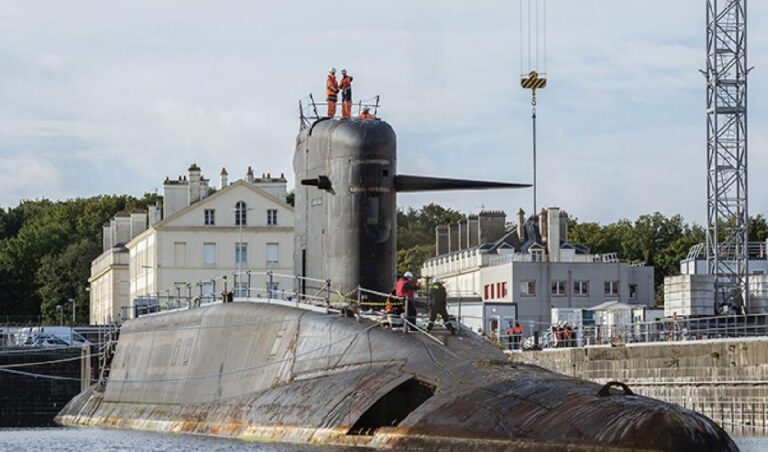 Naval Group begins deconstruction of retired French SSBNs