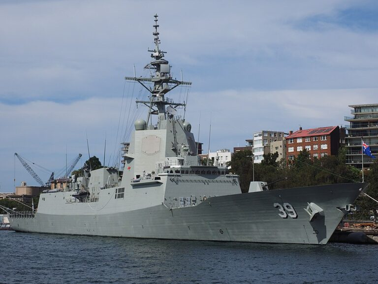 Ultra and Raytheon team up to support Hobart-class destroyers