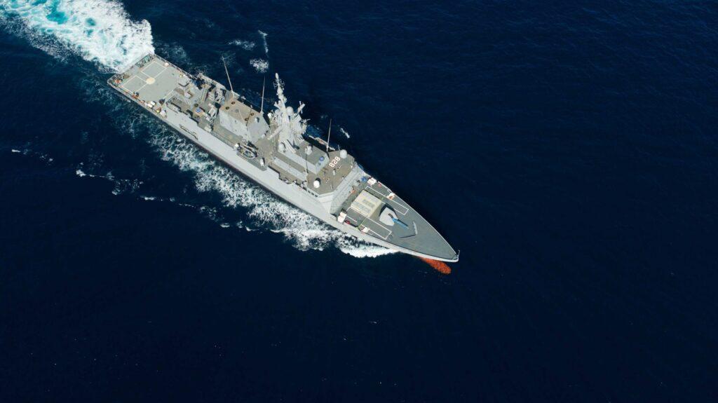 al jubail sea trials - naval post- naval news and information
