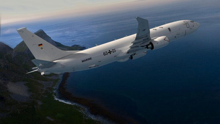 Boeing Awarded Contract for Five P-8A Poseidon MPA for Germany