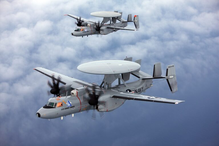 BAE Systems to provide IFF systems for E-2D Advanced Hawkeye