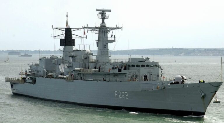 NATO Operation Sea Guardian resumes patrol in the Mediterranean