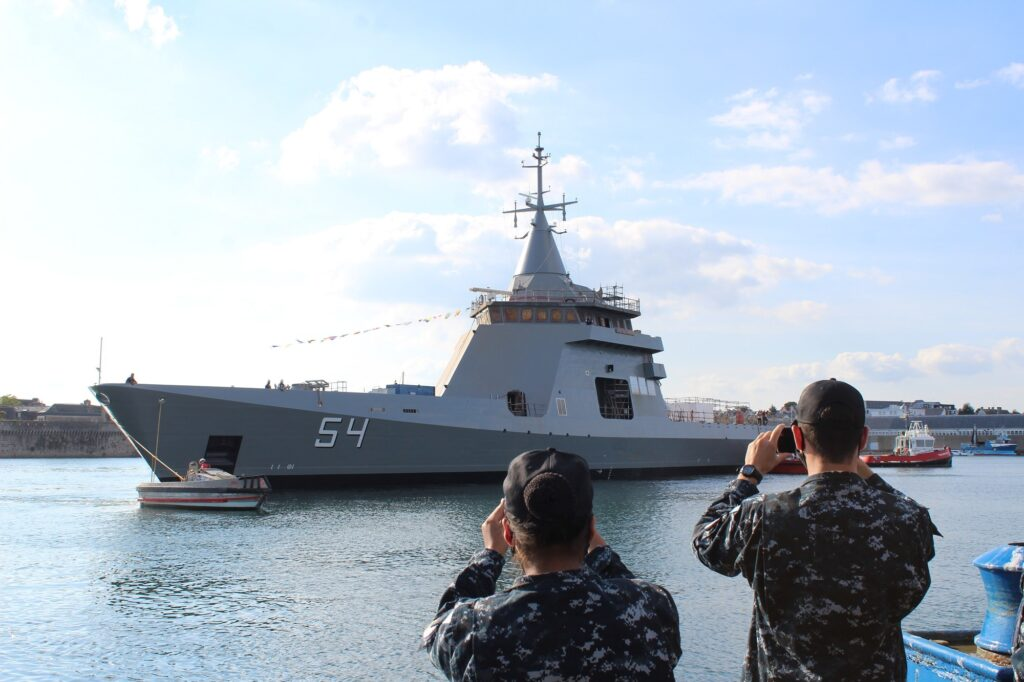 fourth opv for argentine navy 2 - naval post- naval news and information