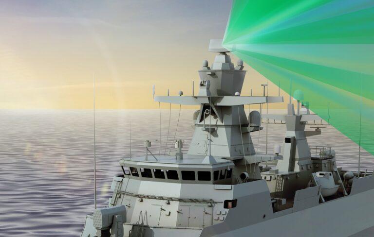 "DSEI-2021: HENSOLDT showcases ""Quadome"" naval surveillance radar"