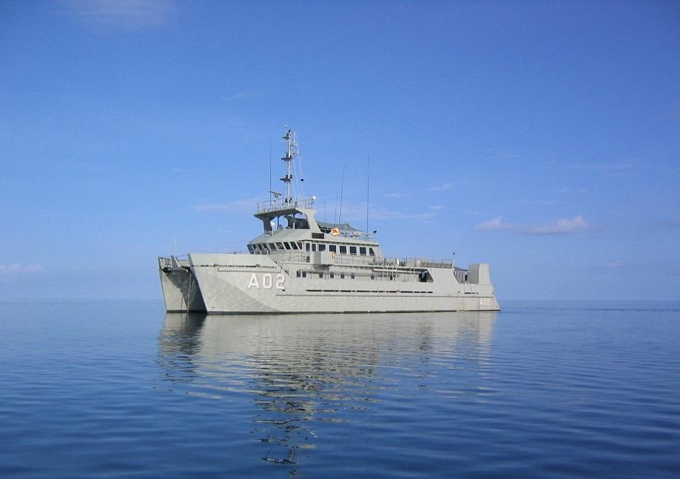 HMAS Mermaid - Naval Post- Naval News and Information
