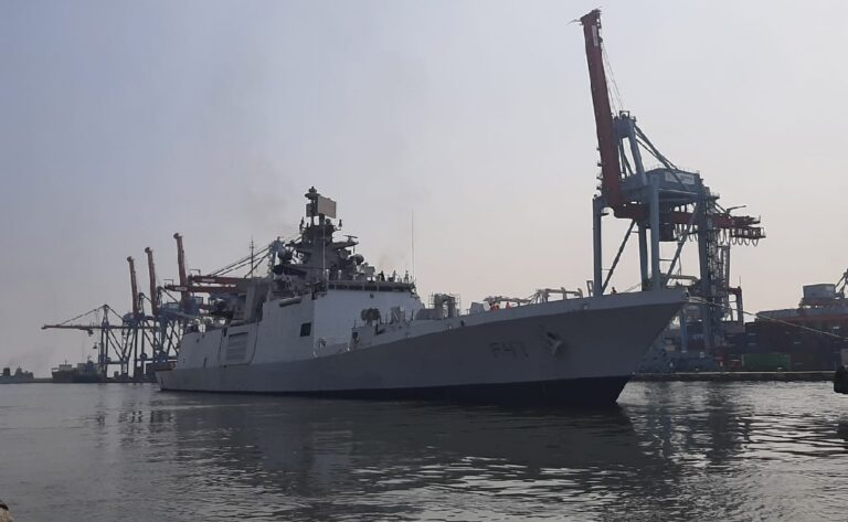 Indian and Indonesian navies conduct Exercise 'Samudra Shakti'