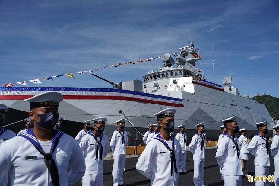taiwanese navy commissions tuo chiang class corvette ta chiang - naval post- naval news and information
