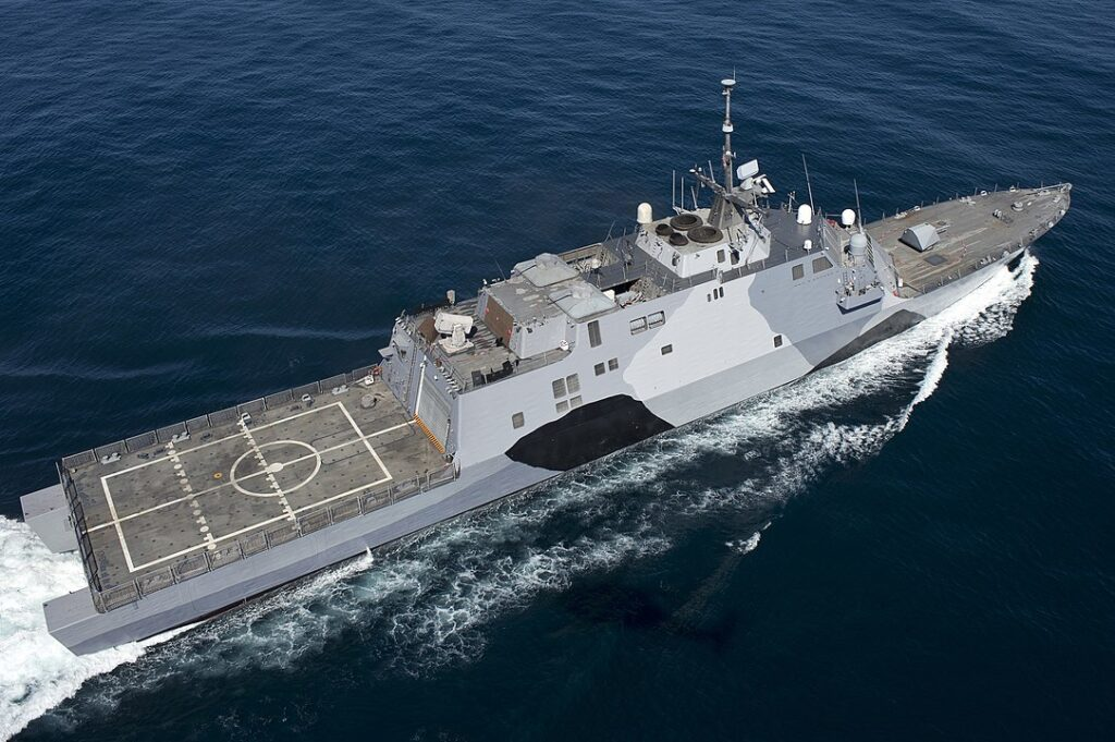 uss freedom - naval post- naval news and information