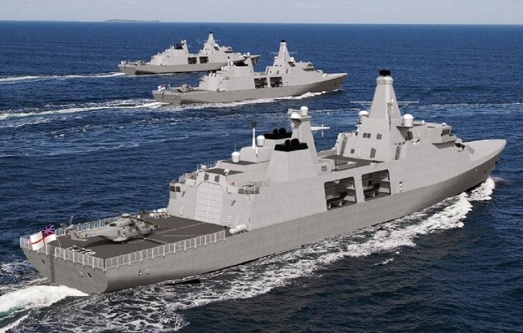 arrowhead 140 general purpose light frigate type 31e 5 - naval post- naval news and information