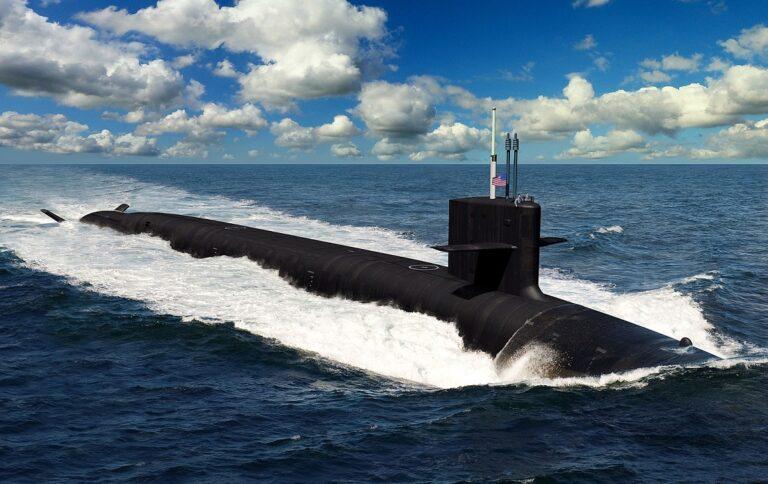 The U.S. Navy's Top Priority Program: The Columbia Class SSBN