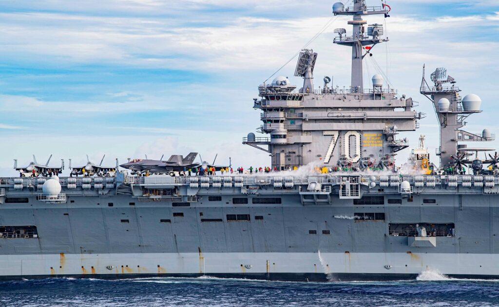 cvn 70 - naval post- naval news and information