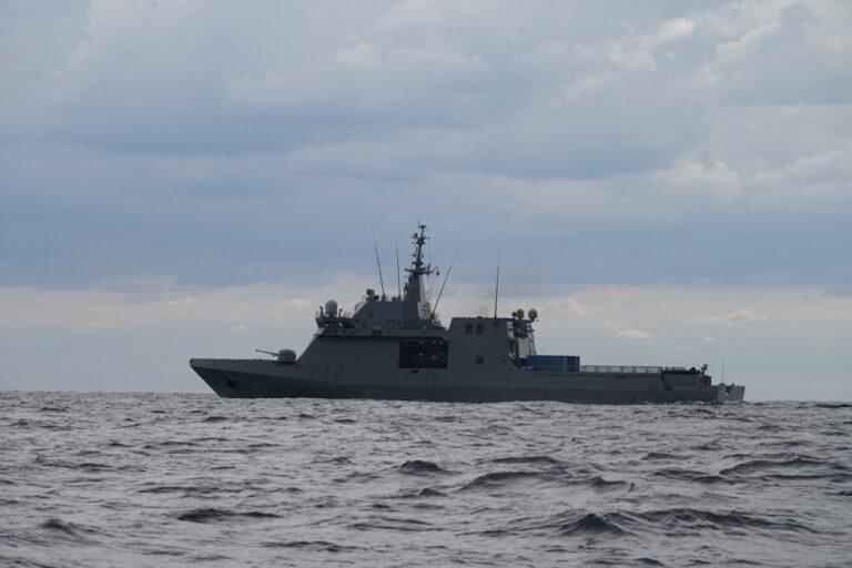 NATO MCM Group returns to the Black Sea