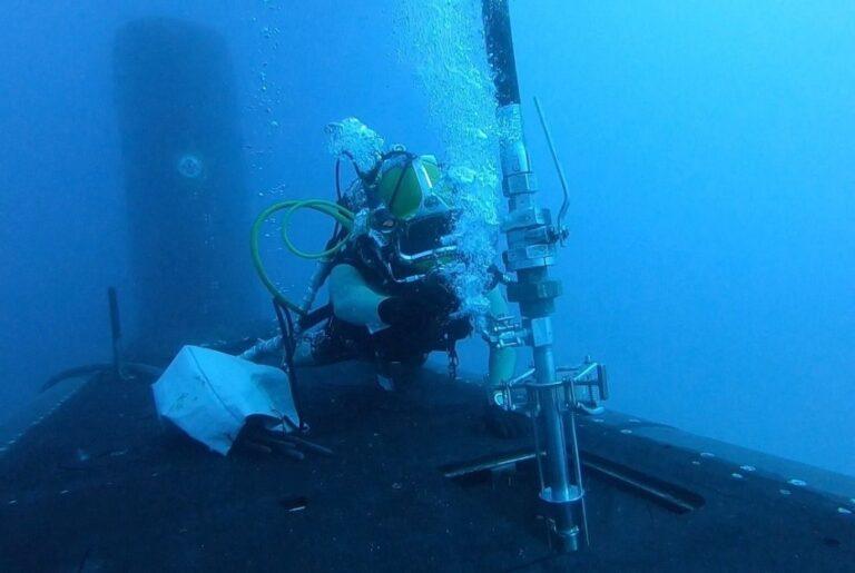 Dynamic Monarch/Kurtaran 2021 submarine rescue exercise concludes