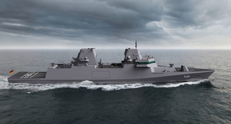 Rohde & Schwarz to provide ESM & communication systems for F126 frigates