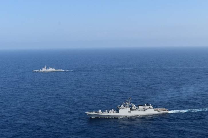 ins tabar algerian frigate 2 - naval post- naval news and information