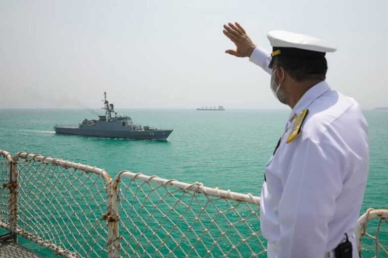 Iranian flotilla returns home after 4 months of overseas deployment