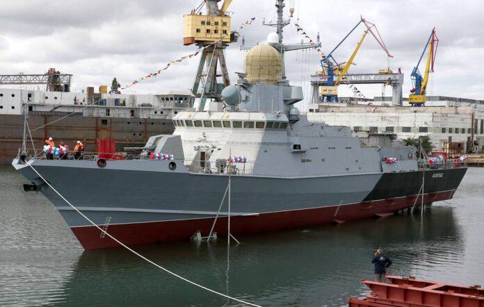 Karakurt-class corvette Askold