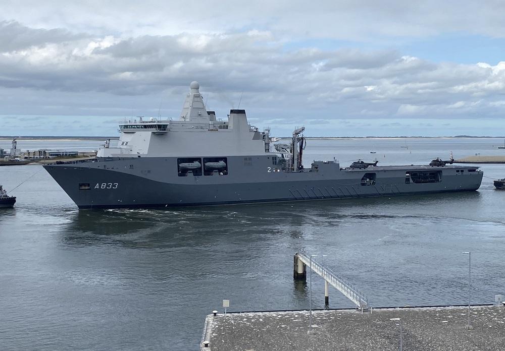 karel doorman - naval post- naval news and information