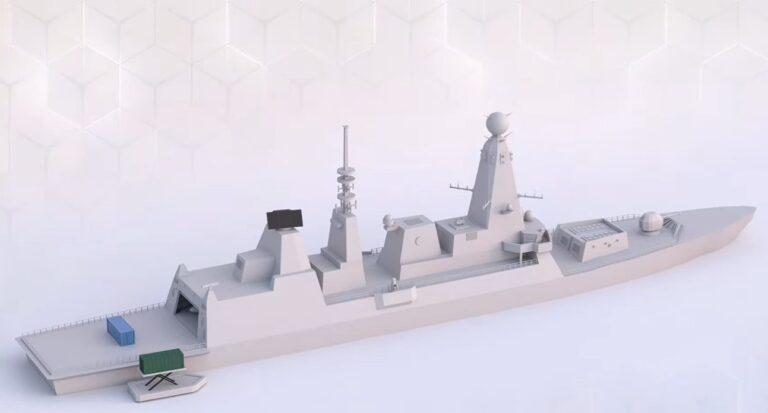 DSEI 2021: Royal Navy introduces PODS concept