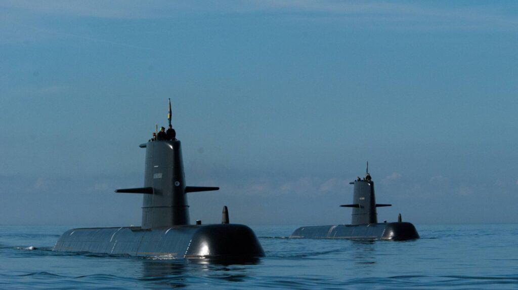 saab gotland class submarine - naval post- naval news and information