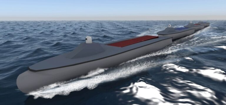 Textron Systems to support DARPA's Sea Train