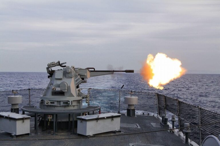 Rafael secures an $80 million contract in Asia for a suite of naval warfare systems