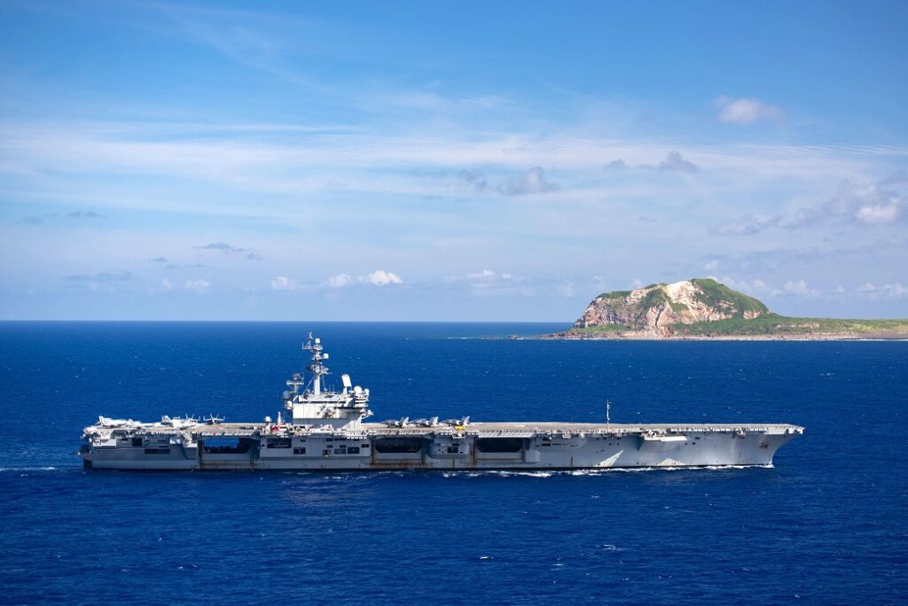 uss ronald reagan - naval post- naval news and information