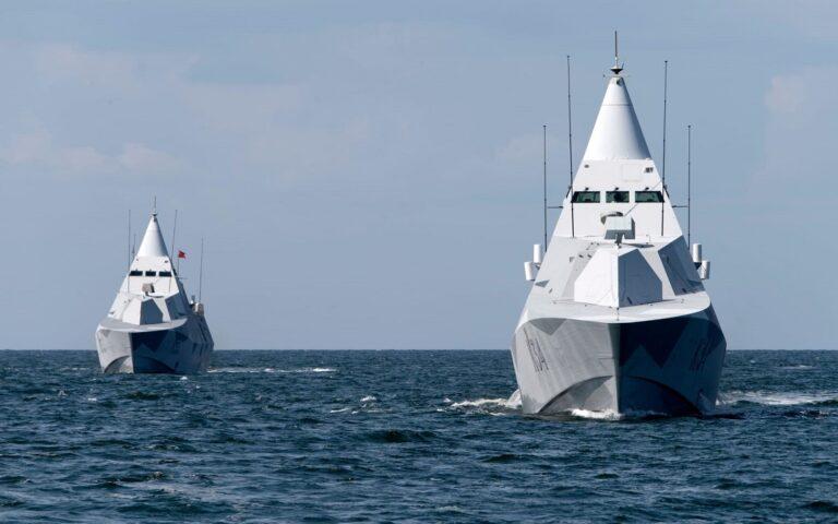 Visby Class Corvette: Ghost Ship of the Baltics