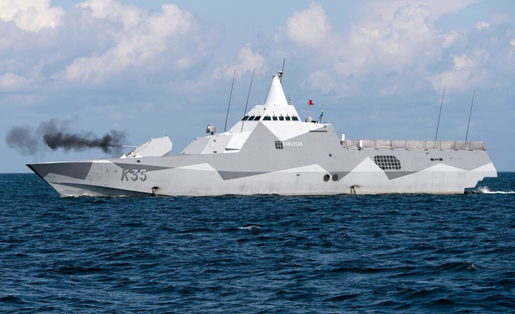 visby class corvettes 2 - naval post- naval news and information