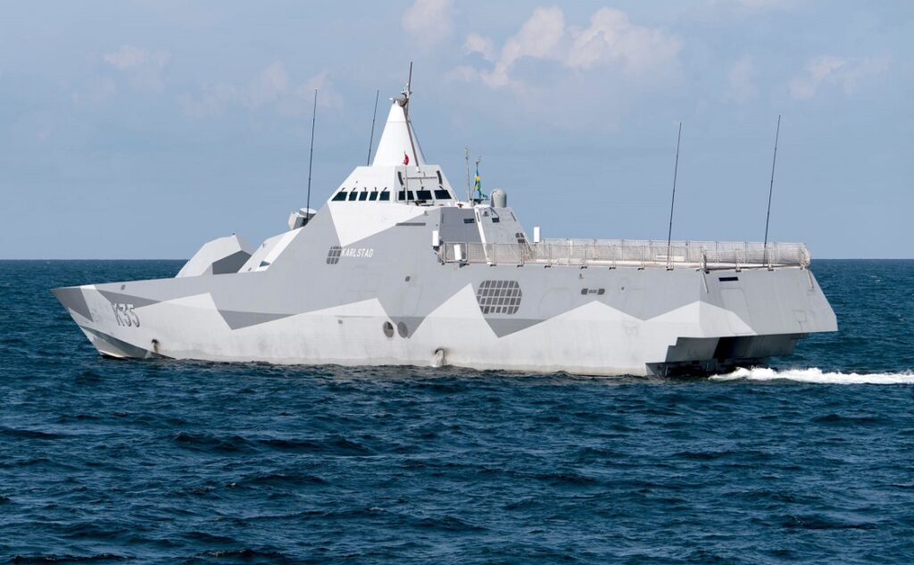 visby class corvettes 3 - naval post- naval news and information