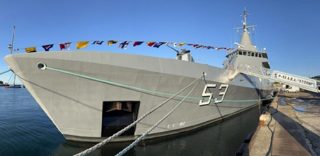 a.r.a. storni © naval group - naval post- naval news and information