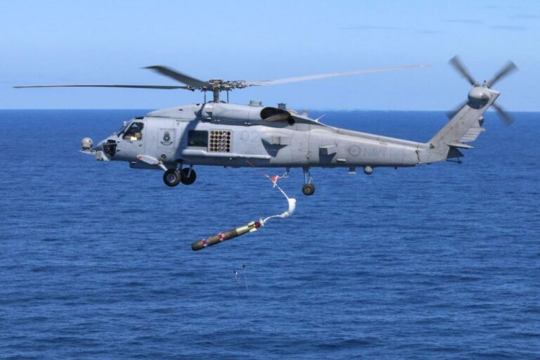 Ultra awarded $23 million for Mk 54 lightweight torpedoes