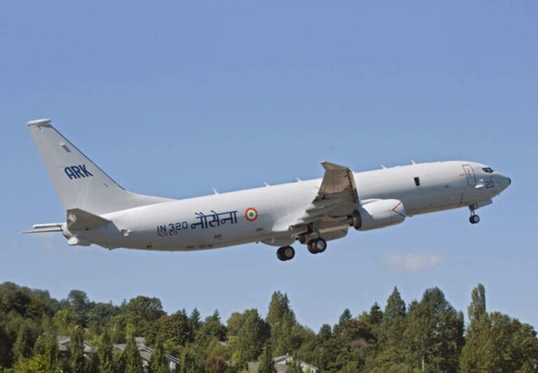 Boeing delivers 11th P-8I Poseidon MPA to the Indian Navy