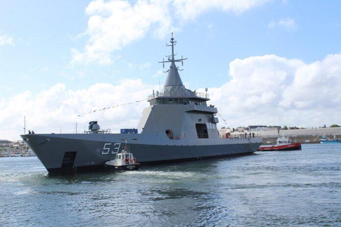 Naval Group OPV 87