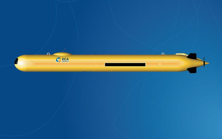 ECA GROUP to supply AUV A18D underwater drones to French Navy