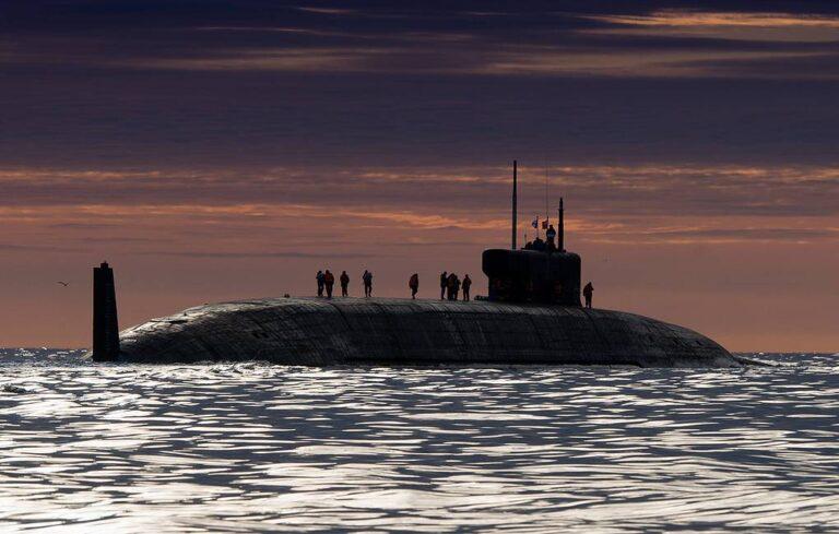 Russian submarine test-fires Bulava ICBM from White Sea