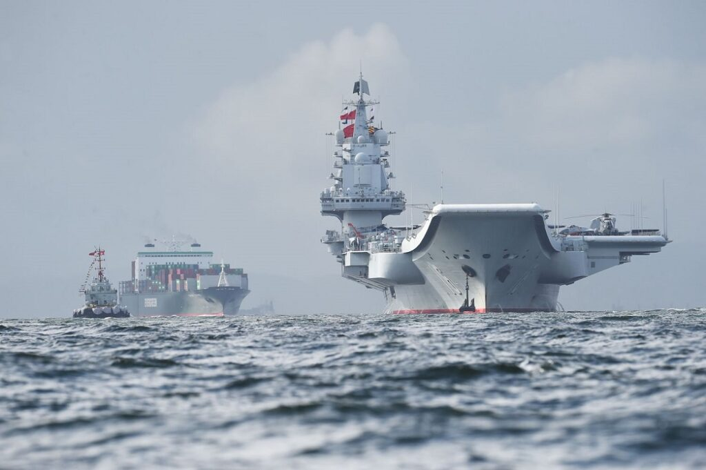 china aircraft carrier - naval post- naval news and information