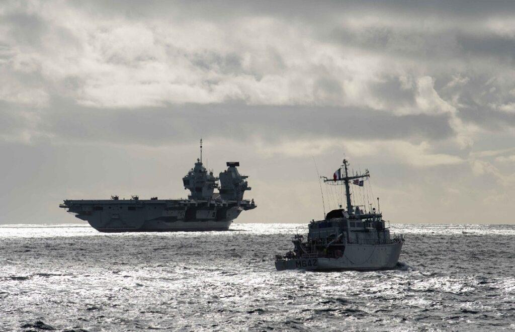 dynamic mariner 3 - naval post- naval news and information
