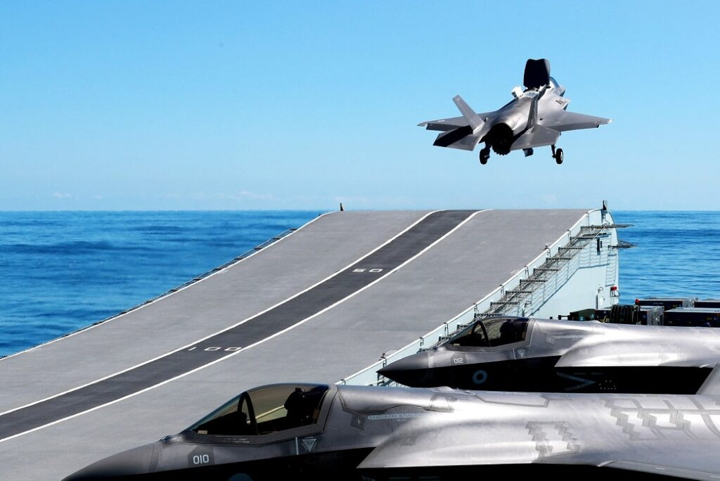 f35 takeoff - naval post- naval news and information