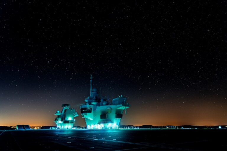 HMS Prince of Wales Ready for Global Missions