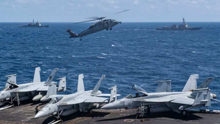 QUAD countries kick-off MALABAR 2021 exercise phase 2