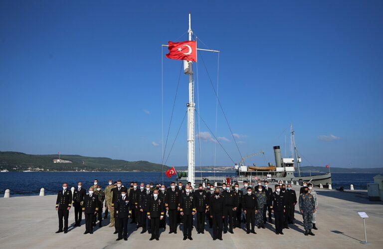 Turkey-led mine warfare exercise NUSRET 2021 kicks off