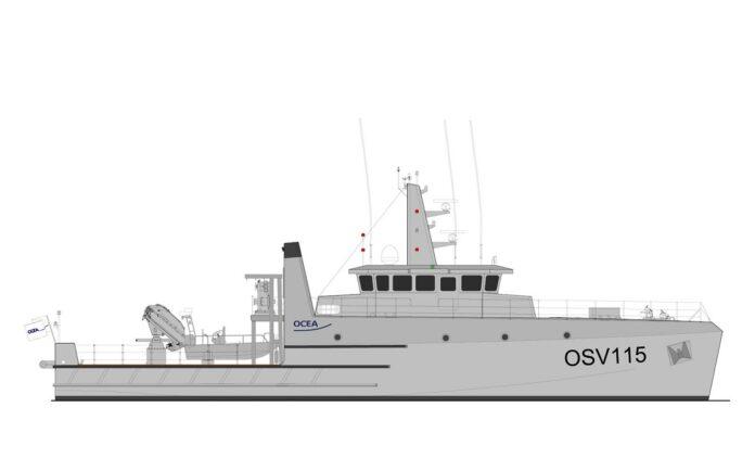 Nigerian Navy orders new survey vessel from OCEA Shipyard