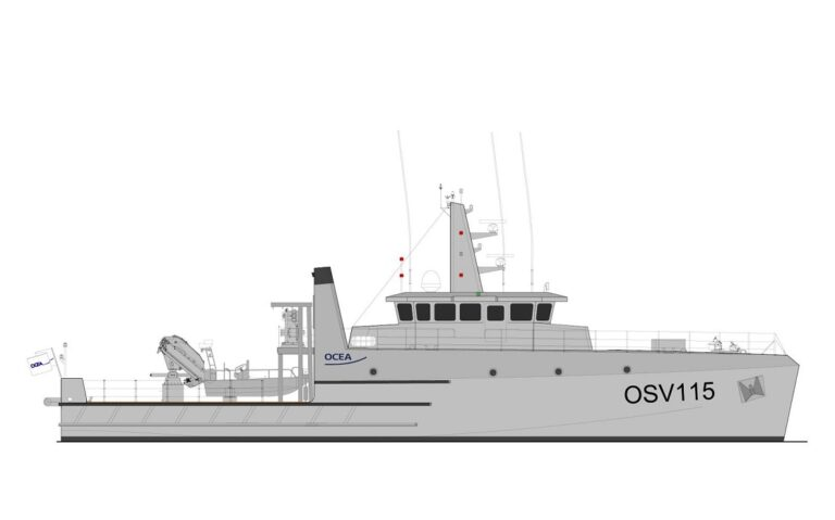 Nigerian Navy orders new survey vessel from French Shipyard