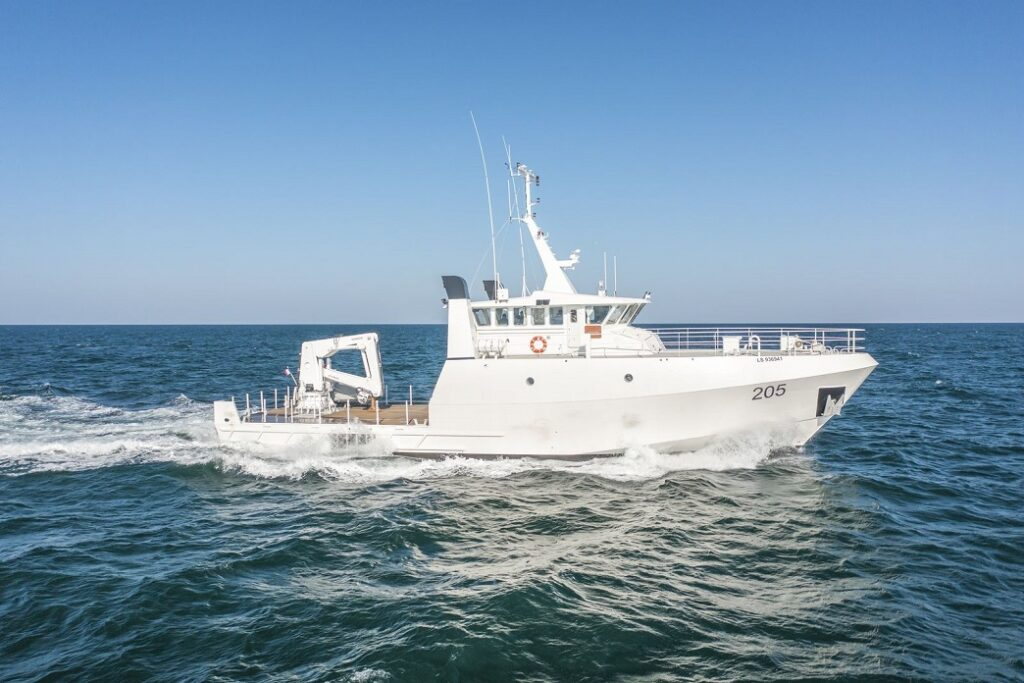 ocea osv 95 mer 2021 - naval post- naval news and information