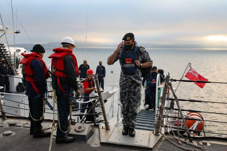 USS Porter Completes FOST successfully